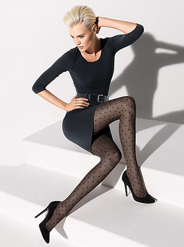 "<p>You can't go wrong with a classic, understated polka dot style; this is a great way to introduce yourself to the world of patterned tights.</p> <p>Wolford Carre Square Dot Tights, £31, J<a href=""http://www.johnlewis.com/wolford-carre-square-dot-tights/p435918#default"" target=""_blank"">ohn Lewis</a></p> <p><a href=""http://www.cosmopolitan.co.uk/fashion/shopping/office-party-dresses"" target=""_blank"">THE OFFICE PARTY DRESS EDIT</a></p> <p><a href=""http://www.cosmopolitan.co.uk/fashion/shopping/new-in-store-22-oct"" target=""_blank"">NEW IN STORE THIS WEEK</a></p> <p><a href=""http://www.cosmopolitan.co.uk/fashion/shopping/"" target=""_blank"">SHOP THE LATEST FASHION LOOKS</a></p>"
