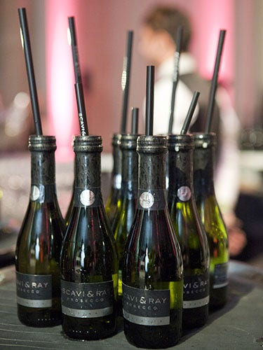 <p>Let's put aside our delusions of grandeur - we may be in the V&A but all we really want is some Scavi & Ray prosecco, straight out of a bottle, through a straw.</p>