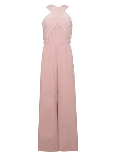 "<p>If you've got a fancy do or wedding to go to this spring and want an alternative to a dress, this floaty jumpsuit is just the ticket. DREAMY.</p> <p>Pink wrap jumpsuit, £55, <a href=""http://www.missselfridge.com/webapp/wcs/stores/servlet/ProductDisplay?searchTerm=wrap+jumpsuit&storeId=12554&productId=14054350&urlRequestType=Base&categoryId=&langId=-1&productIdentifier=product&catalogId=33055"" target=""_blank"">missselfridge.com</a></p> <p><a href=""http://www.cosmopolitan.co.uk/fashion/shopping/spring-shoes-fashion-high-street"" target=""_blank"">STEP INTO NEW SEASON: 10 PAIRS OF SPRING-LIKE SHOES</a></p> <p><a href=""http://www.cosmopolitan.co.uk/fashion/shopping/handbags-spring-fashion-high-street"" target=""_blank"">NEW SEASON ARM CANDY: 12 HOT HANDBAGS</a></p> <p><a href=""http://www.cosmopolitan.co.uk/fashion/shopping/spring-fashion-trends-2014?page=1"" target=""_blank"">7 BIG FASHION TRENDS FOR SPRING 2014</a></p>"