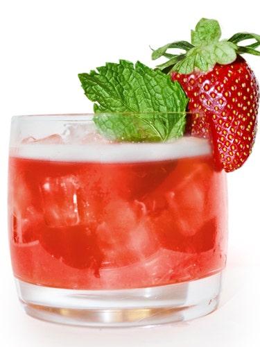 <i>1 oz. blood orange juice  ¾ oz. lime juice  ¾ oz. agave syrup  <i>Source: Matthew Biancaniello, mixologist</i>