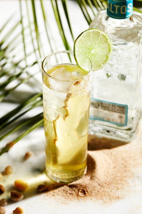 Drink, Alcoholic beverage, Tom collins, Spritzer, Distilled beverage, Lime, Fizz, Rickey, Food, Lemon-lime,