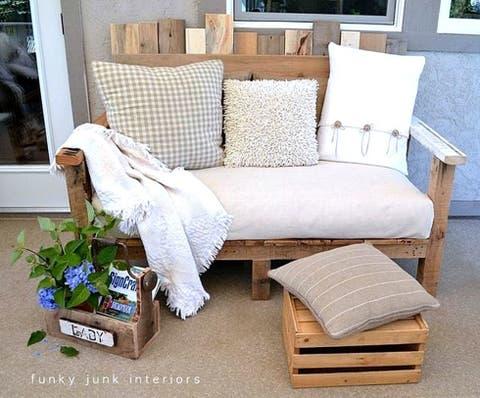 Wood, Room, Furniture, Interior design, Wall, Home, Hardwood, Pillow, Interior design, Throw pillow,