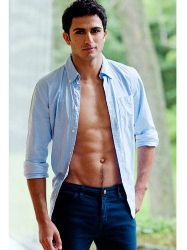"""<p><b>Name:</b> Alexander Farsi</p> <p><b>Age:</b> 24</p> <p><b>Location:</b> Glendale</p> <p><b>Job:</b> Actor/Model</p> <p><b>E-mail:</b> <a href=""""mailto:AZ.bachelor09@gmail.com"""">AZ.bachelor09@gmail.com</a></p><p><b>Best compliment he's ever gotten:</b> """"Someone told me that I was the sweetest person ever.""""</p><p><b>His worst habit:</b> """"I fall in love way too easily — that can backfire.""""</p><p><b>His sweet spot:</b> """"My neck, like right behind my ears. Don't touch me there unless you really want to get me going!""""</p><p><b>He loves to see a woman wear:</b> """"Black tights — they turn me on.""""</p><p><b>Dream date:</b> """"We would go surfing. I'd love to sit on our boards in the water and just talk for hours.""""</p><p><b>What he sneaks a look at:</b> """"I'm definitely a butt guy.""""</p>"""