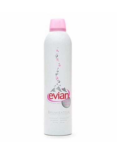 """Sure, it's just fancy water in a spray can, but there's nothing better than misting it on the back of your neck, behind your knees, or, well, everywhere when it's sweltering outside.   <br /><br /> Evian Spray, $13.22, <a href=""""http://www.amazon.com/Evian-Spray-Natural-Mineral-Facial/dp/B001RO8MNK/ref=sr_1_2?s=beauty&ie=UTF8&qid=1307648850&sr=1-2""""target=""""_blank"""">amazon.com</a>"""