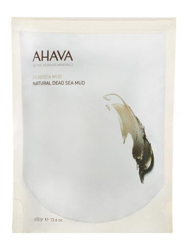 """Take some time to slather on a clay body mask from the neck down before stepping foot in your shower to beautify your skin.  <br /><br /> Ahava's Natural Dead Sea Body Mud, $15; <a href=""""http://www.ahavaus.com/natural-dead-sea-body-mud"""" target=""""_blank""""><b>ahavaus.com</b></a>  contains actual dead sea mud from Israel that cleanses as it detoxifies and hydrates your skin. Sore from doing squats at the gym? This mud also offers relief from muscle aches and pains. <br /><br /> To take it for a test-drive: Apply from the neck down, wait for it to dry (in about 7 to 10 minutes the clay will turn from a dark color to a very light sage shade), then rinse."""