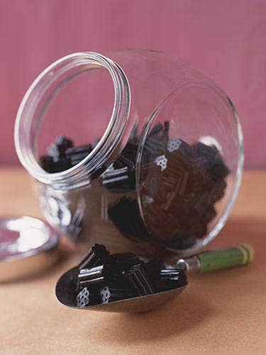 In a study published by the <i>New England Journal of Medicine</i>, researchers found that men's testosterone levels dropped dramatically when they were given licorice supplements to eat. Random, right?