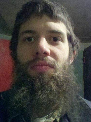 """""""The 'I just got out of the military, so I won't shave' beard..."""" —Jennifer D."""