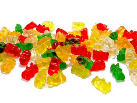 The Duchess will chow down on Haribo gummies, her favorite candy. Unless they completely revolt her now.