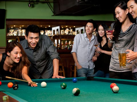 <p>He prefer to hang out mostly in groups? Red flag! Red flag! Sure, parties are fun. Meeting each other's friends is a blast. But if a guy likes you, is <em>really</em> into you, he wants to see you—just you. Which brings me to the next point...</p>