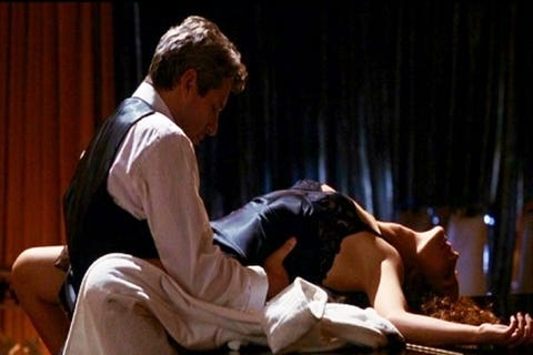 """<p>Because what's not arousing about late-night piano sex <a href=""""http://www.cosmopolitan.com/sex-love/advice/vacation-sex"""" target=""""_blank"""">in a five-star hotel</a> with Richard Gere?</p>"""