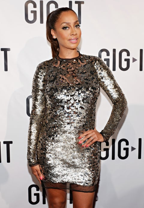 """<p>Lala Anthony has no problem being labeled as an ally for the LGBT community, which she has made evident on her show <em>Lala's Full Court Life</em>.  Two of her closest companions, her prima Dice and best friend Po, are both out and proud lesbians who are heavily featured on the show.  On one of the episodes Dice confronts her feelings about her comfort level being public with her sexuality, and Anthony is there to help her sort through her feelings. She recognizes how important it is to put these issues on the forefront. """"I think it's important to see things like that on television because you have a lot of people struggling with who they are and trying to find themselves and worrying about if people aren't going to accept them, and it's good that we touch on these issues on the show. I think that can help a lot of people.""""<br /><br /></p>"""