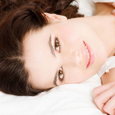 <p>It's true – sex gives your skin a heavenly glow. Bramer says that having sex improves blood circulation, which helps to pump oxygen to your skin and make it brighter. It also helps to eliminate toxins and can actually make your lips a little fuller. </p>