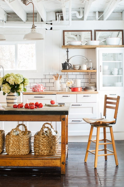 Subway Tile Kitchen Design