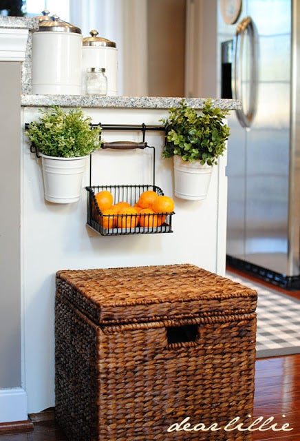 Wall, Wicker, Basket, Interior design, Flowerpot, Storage basket, Houseplant, Home accessories, Hardwood, Rectangle,