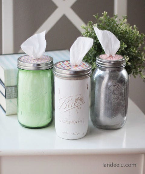 Food storage containers, Mason jar, Teal, Lid, Drinkware, Chemical compound, Aqua, Silver, Party supply, Home accessories,
