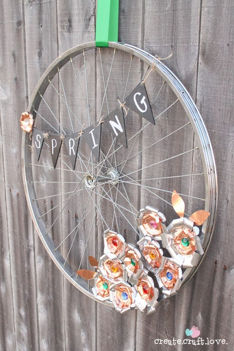 Bicycle wheel rim, Rim, Spoke, Bicycle tire, Orange, Bicycle part, Circle, Peach, Bicycles--Equipment and supplies, Bicycle wheel,
