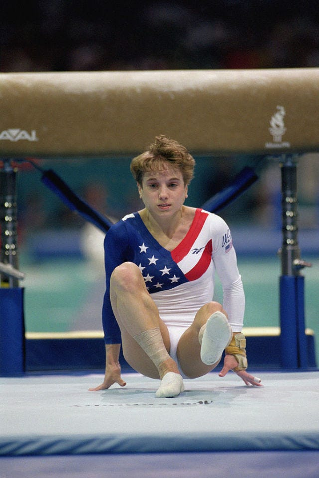 Sportswear, Gymnastics, Sports, Elbow, Individual sports, Competition event, Knee, Championship, World, Competition,