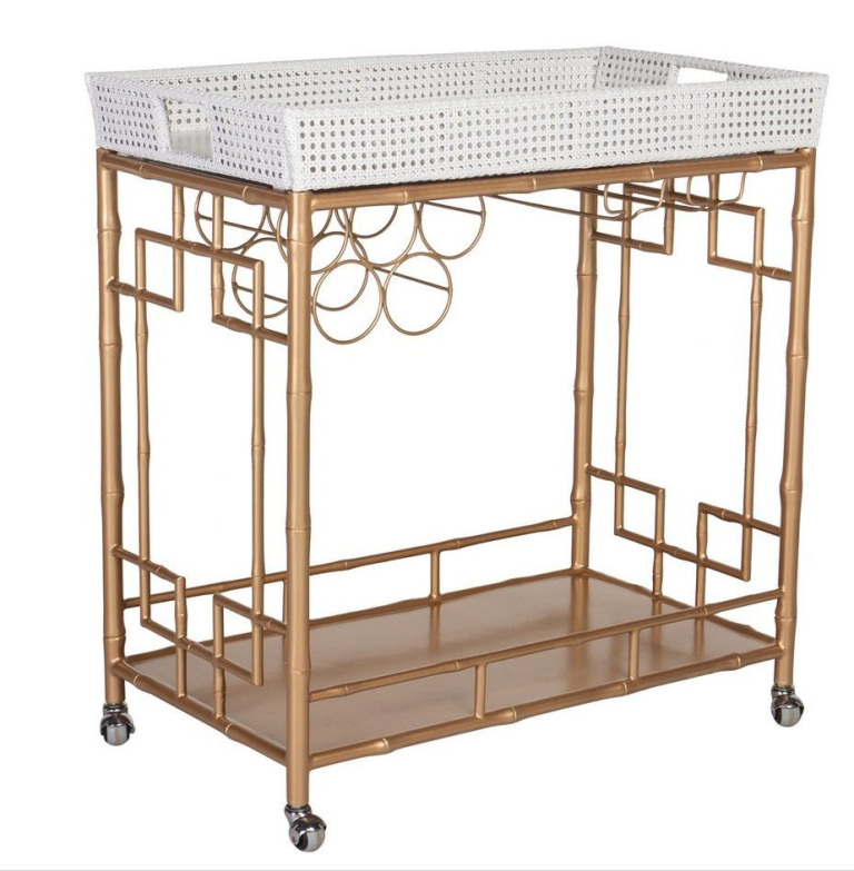 Product, Brown, Line, Rectangle, Beige, Iron, Parallel, Metal, Bed frame, End table,