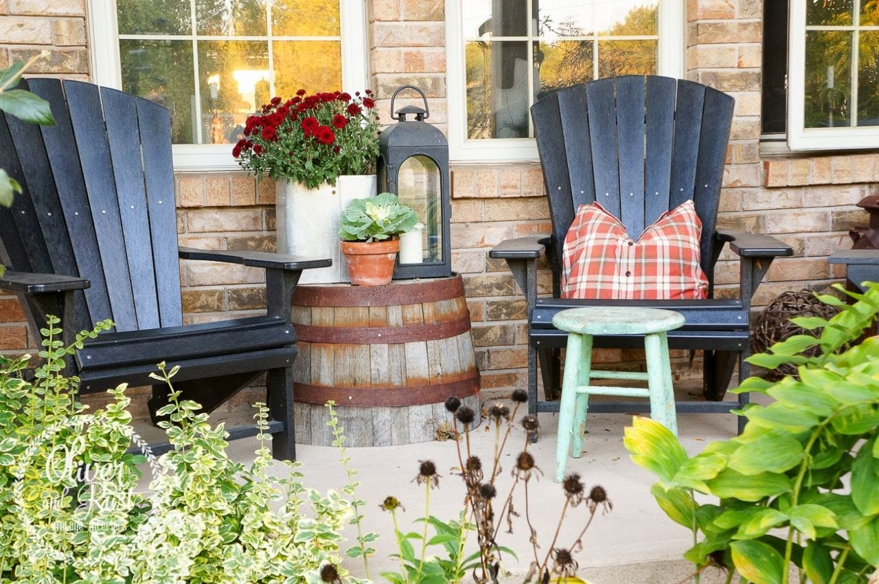 Property, Furniture, Chair, Room, Home, Porch, Flowerpot, Backyard, Garden, Interior design,