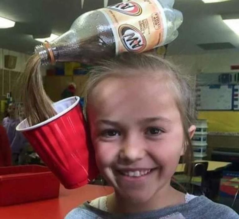 Forehead, Fun, Smile, Drink, Cola, Laugh,
