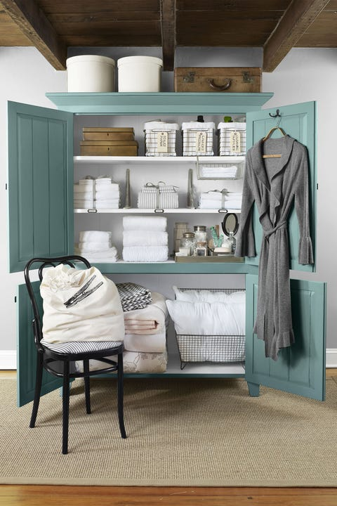 Furniture, Room, Shelf, Interior design, Green, Turquoise, Shelving, Wall, Building, Home,