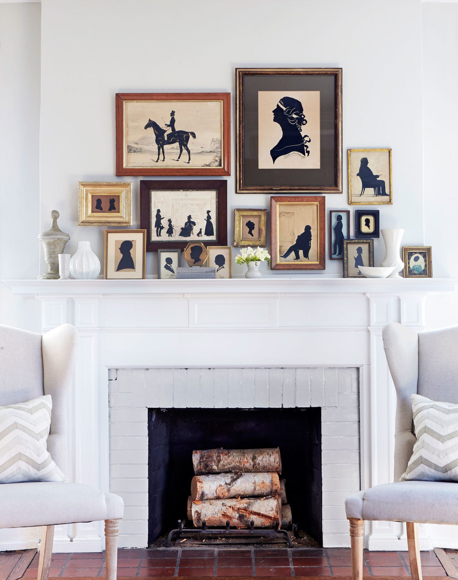 Wood, Brown, Room, Interior design, Wall, Home, Living room, Hearth, Interior design, Picture frame,