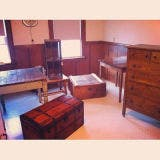 Wood, Room, Hardwood, Property, Interior design, Wood stain, Floor, Drawer, Pattern, Cabinetry,