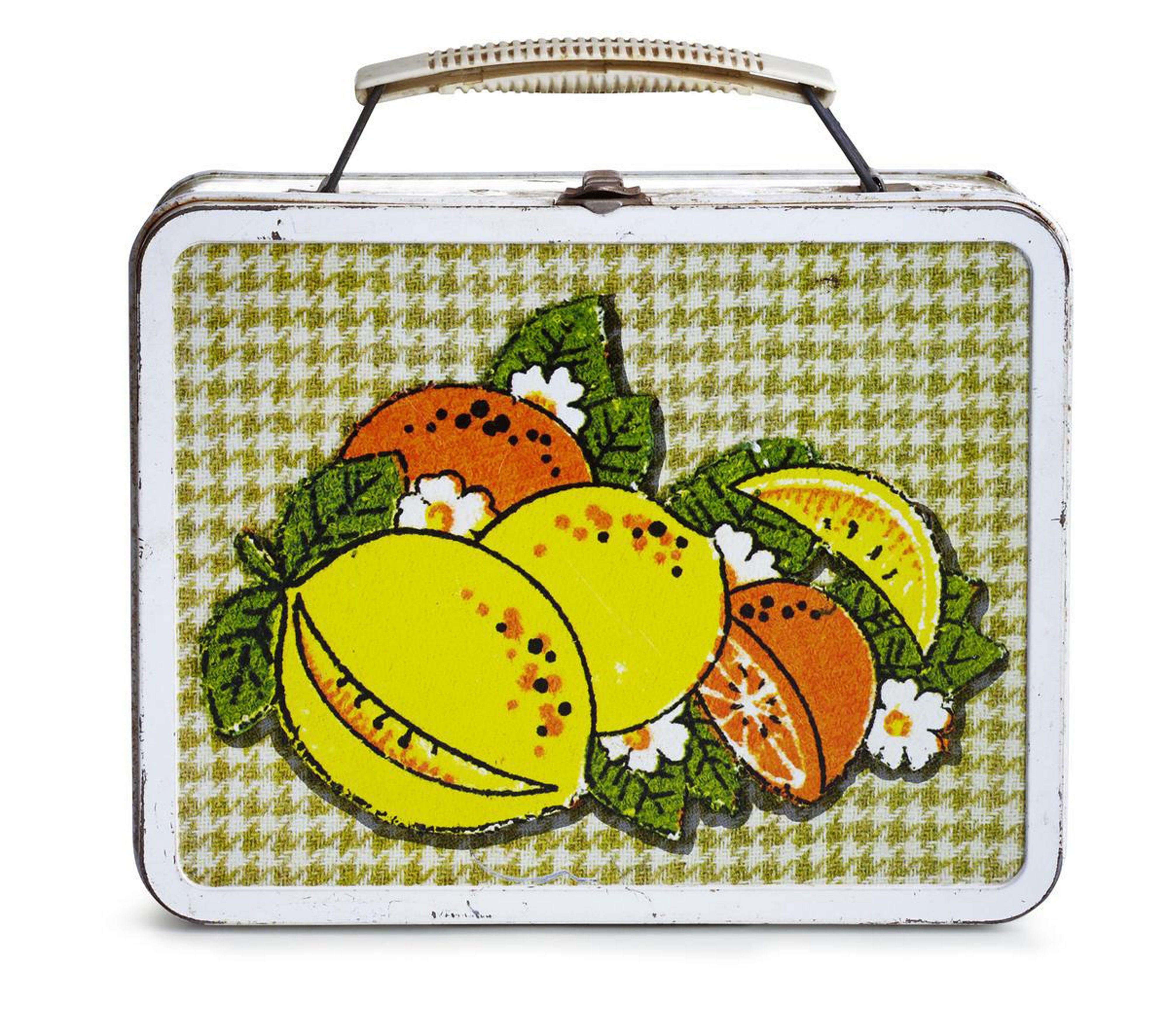 Fruit Basket Tin