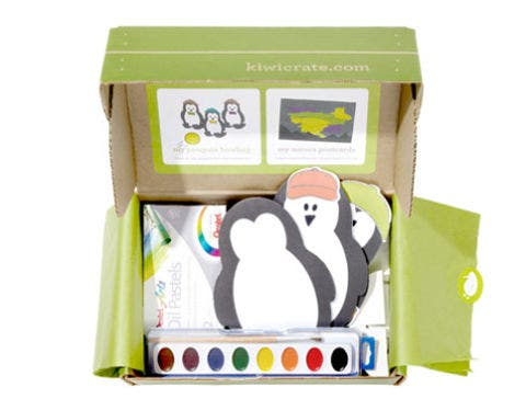 kiwi crate monthly diy kits for kids