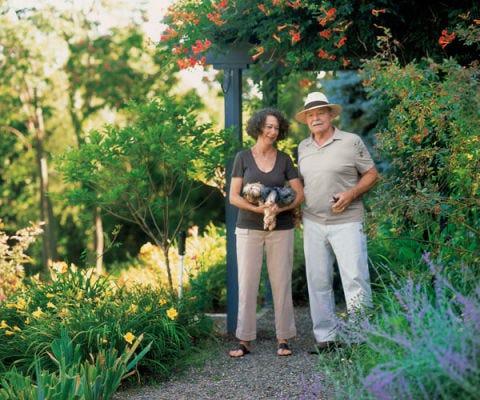 joyce nereaux moore gerald moore gardening