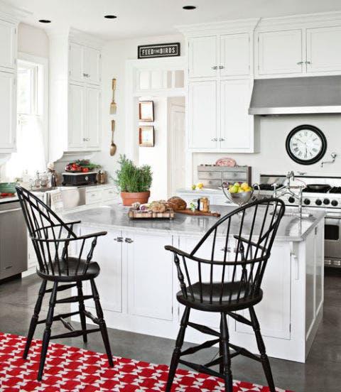 Distinct Kitchen Accents