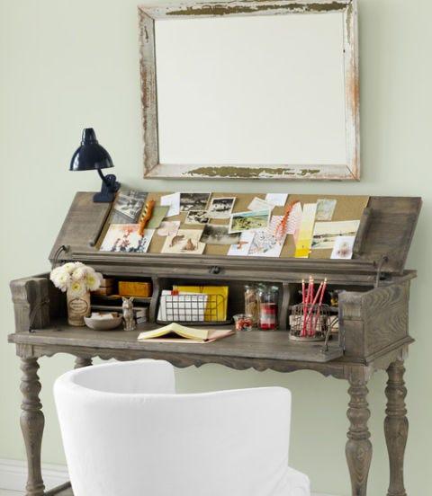 country hideaway desk