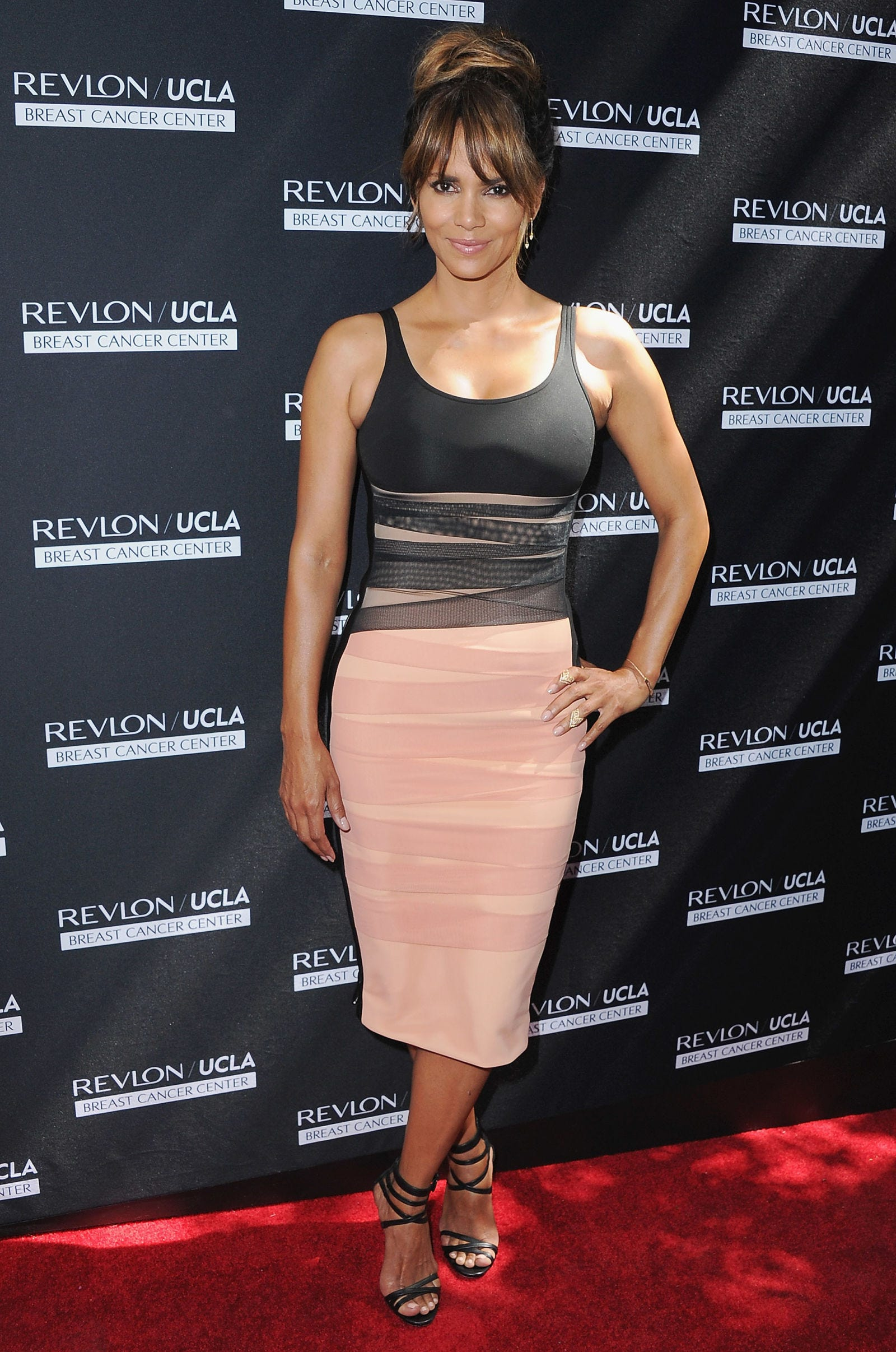 """<p>At Revlon's Annual Philanthropic Luncheon in Support of Revlon's Women's Health Mission in Los Angeles on September 27, 2016.<span class=""""redactor-invisible-space"""" data-verified=""""redactor"""" data-redactor-tag=""""span"""" data-redactor-class=""""redactor-invisible-space""""></span></p>"""