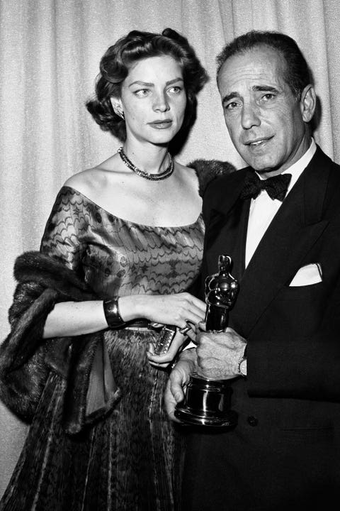 """<p>The '50s-era actress was known for her provocative glamour, and she didn't disappoint at the 24<sup data-redactor-tag=""""sup"""">th</sup> Annual Academy Awards, with her short soft waves and dewy complexion as the backdrop for her extravagant jewels and fur.&nbsp;</p>"""