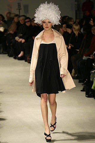 Lefranc Ferrant Spring 2007 Haute Couture Collections - 002
