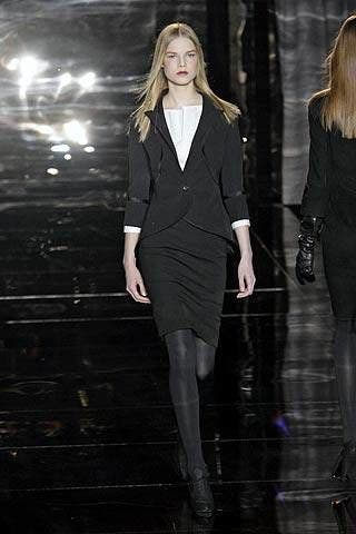 Zac Posen Fall 2007 Ready-to-wear Collections - 002