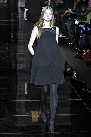 Zac Posen Fall 2007 Ready-to-wear Collections - 003