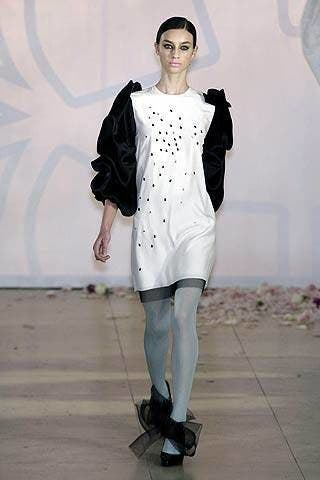 Roksanda Ilincic Fall 2007 Ready-to-wear Collections - 002