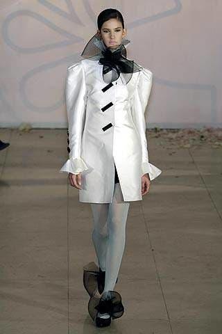 Roksanda Ilincic Fall 2007 Ready-to-wear Collections - 003
