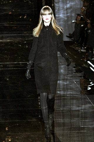 Zac Posen Fall 2007 Ready-to-wear Collections - 001