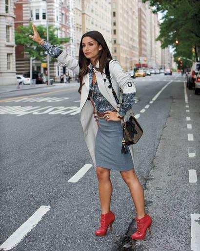 Fashion Workbook - Candice Levy