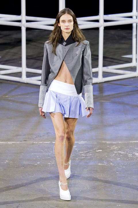 alexander wang spring 2014 ready-to-wear photos