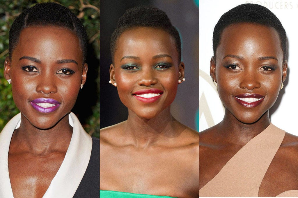 Hair, Head, Ear, Smile, Lip, Brown, Hairstyle, Eye, Skin, Chin,