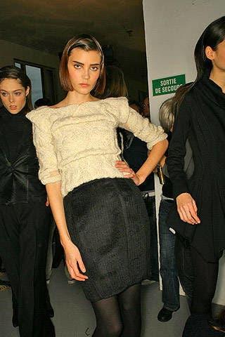 Sophia Kokosalaki Fall 2007 Ready-to-wear Backstage - 003