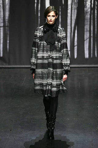 Veronique Branquinho Fall 2007 Ready-to-wear Collections - 001