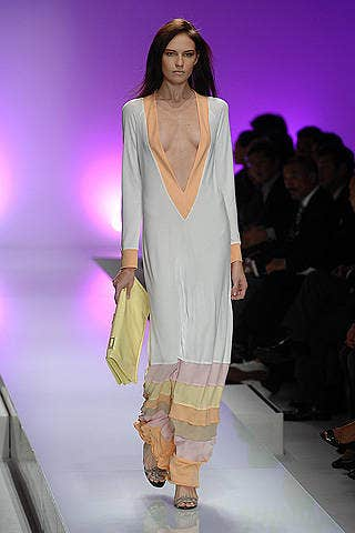 Ferragamo Spring 2008 Ready-to-wear Collections - 001