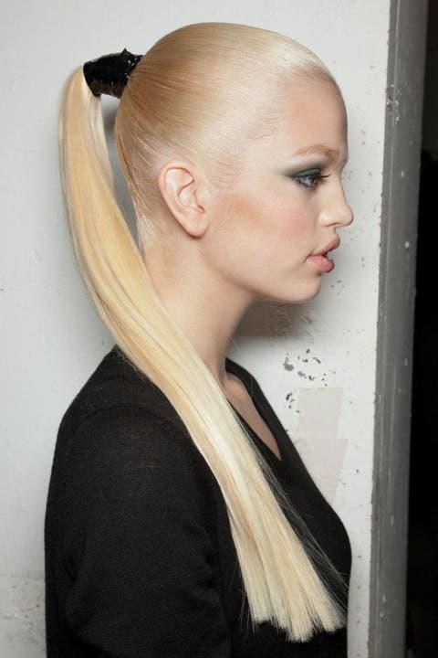 perfect ponytails