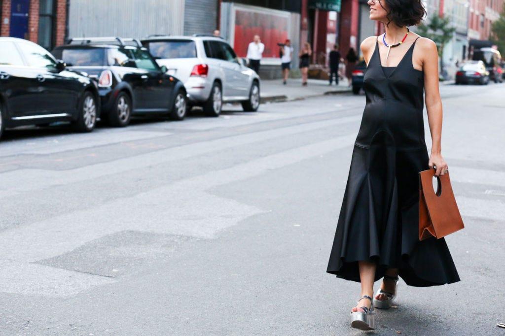 Clothing, Road, Shoulder, Street, Bag, Outerwear, Human leg, Alloy wheel, Asphalt, Style,