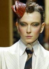 JeanLouis Scherrer Spring 2004 Haute Couture Detail 0003
