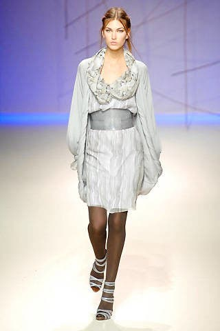 Emanuel Ungaro Fall 2008 Ready-to-wear Collections - 003